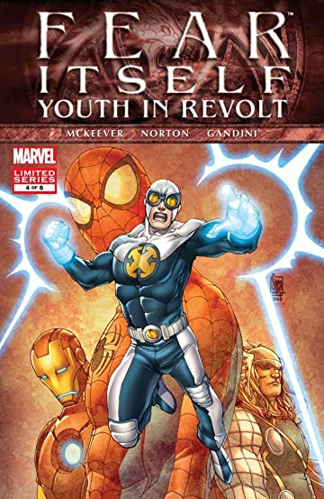 Fear Itself: Youth In Revolt #4