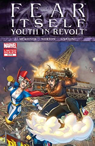 Fear Itself: Youth In Revolt No.5 (sur 6)