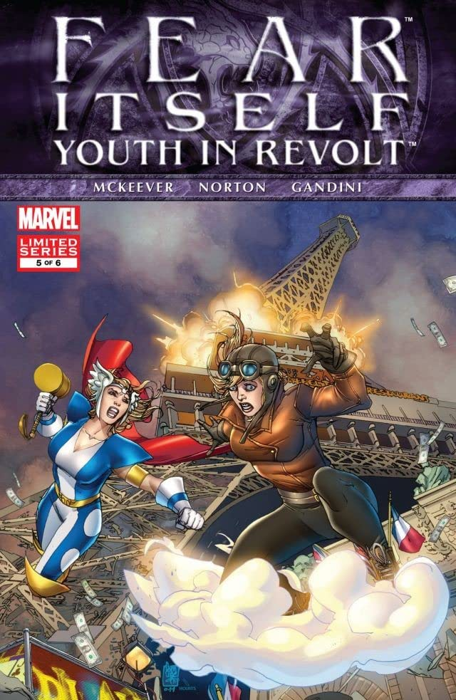 Fear Itself: Youth In Revolt #5