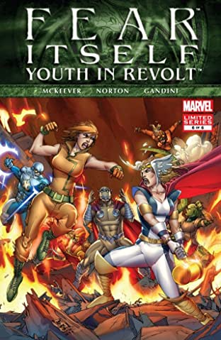 Fear Itself: Youth In Revolt No.6 (sur 6)