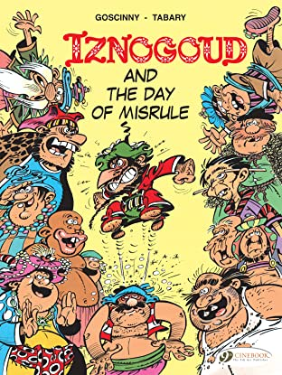 Iznogoud Tome 3: Iznogoud and the Day of Misrule