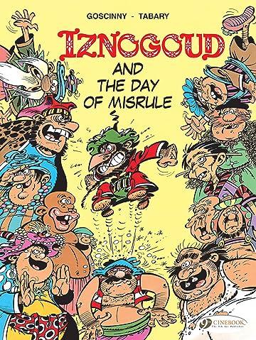 Iznogoud Vol. 3: Iznogoud and the Day of Misrule