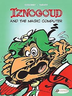 Iznogoud Vol. 4: Iznogoud and the Magic Computer