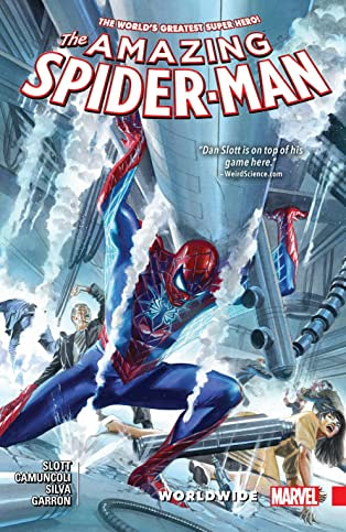 Amazing Spider-Man: Worldwide Vol. 4