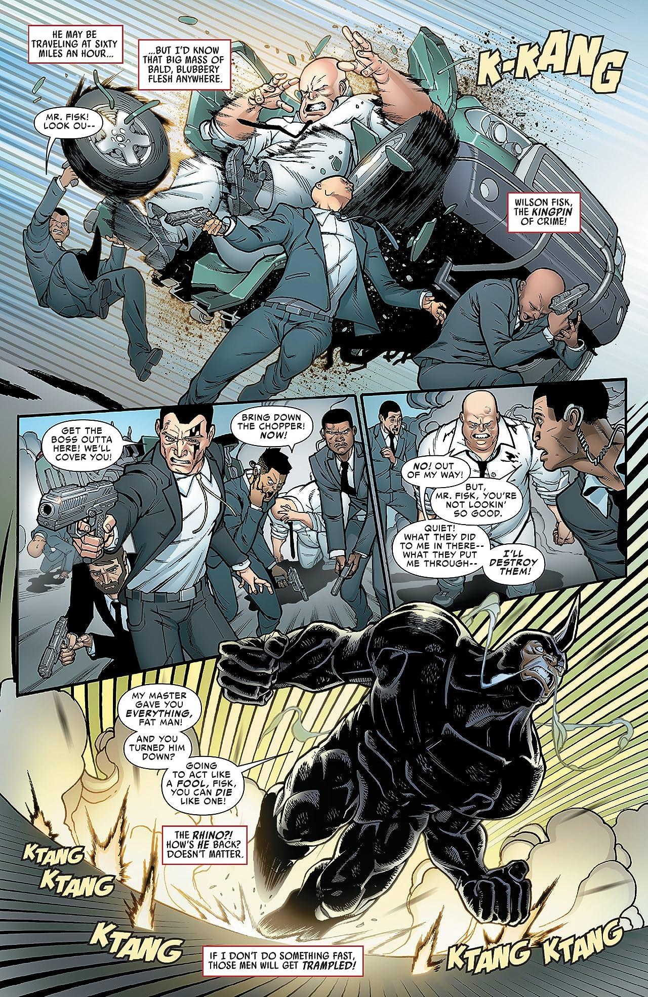 Amazing Spider-Man: Worldwide Tome 4