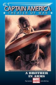 Captain America Theater of War: Brother In Arms