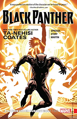 Black Panther: A Nation Under Our Feet Tome 2