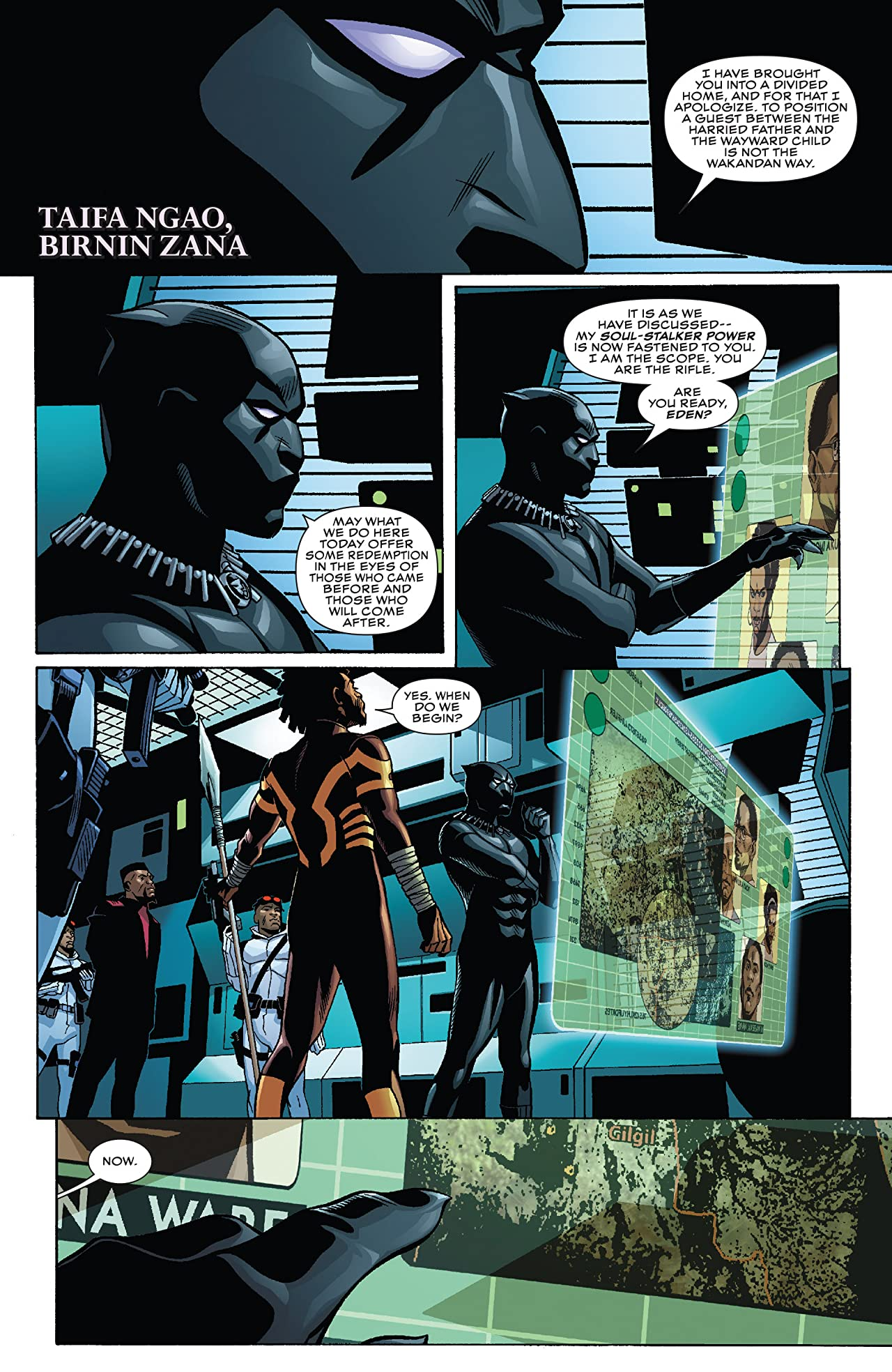 Black Panther: A Nation Under Our Feet Vol. 2