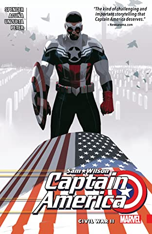 Captain America: Sam Wilson Tome 3: Civil War II