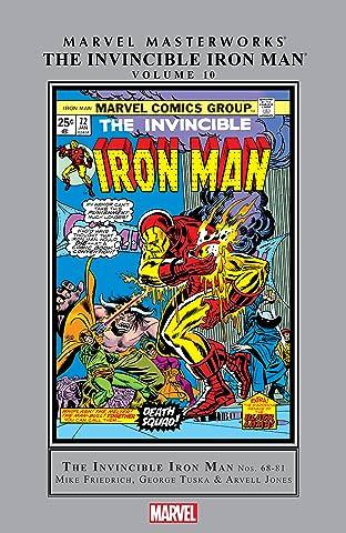 Iron Man Masterworks Tome 10