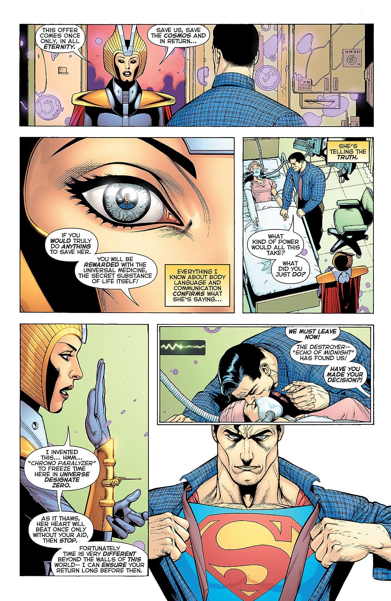 Final Crisis: Superman Beyond #1 (of 2)