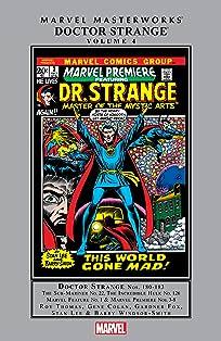 Doctor Strange Masterworks Vol. 4