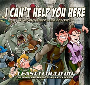 Least I Could Do Vol. 7: I Can't Help You Here