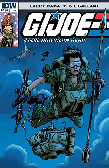G.I. Joe: A Real American Hero #194