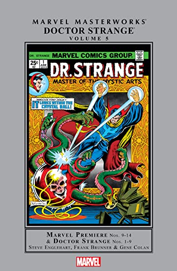 Doctor Strange Masterworks Vol. 5