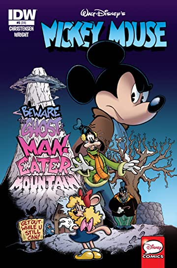 Mickey Mouse #5