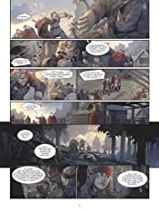Konungar Vol. 2: Les Guerriers du Néant