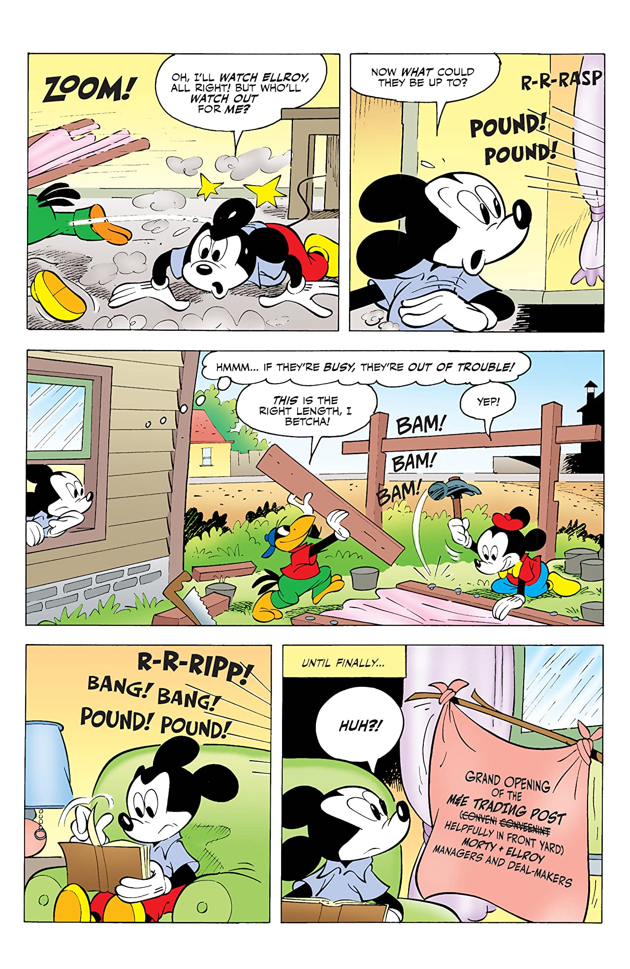 Mickey Mouse #13