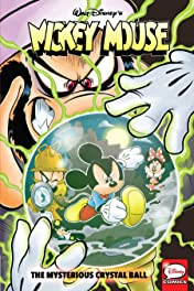 Mickey Mouse Vol. 1: The Mysterious Crystal Ball