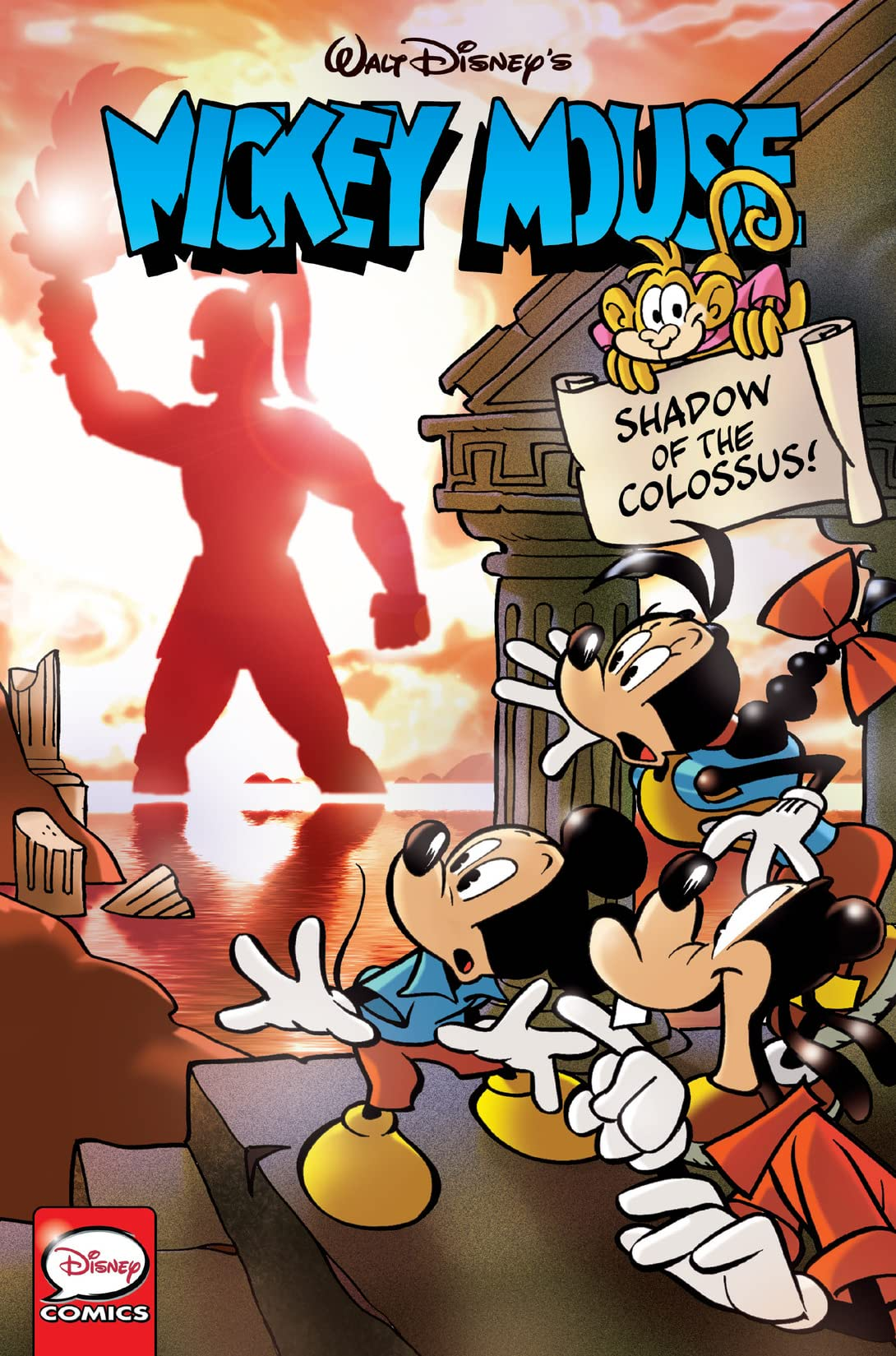 Mickey Mouse Vol. 4: Shadow of The Colossus