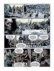 La Nuit de l'Empereur Vol. 2: Les aigles sous la neige