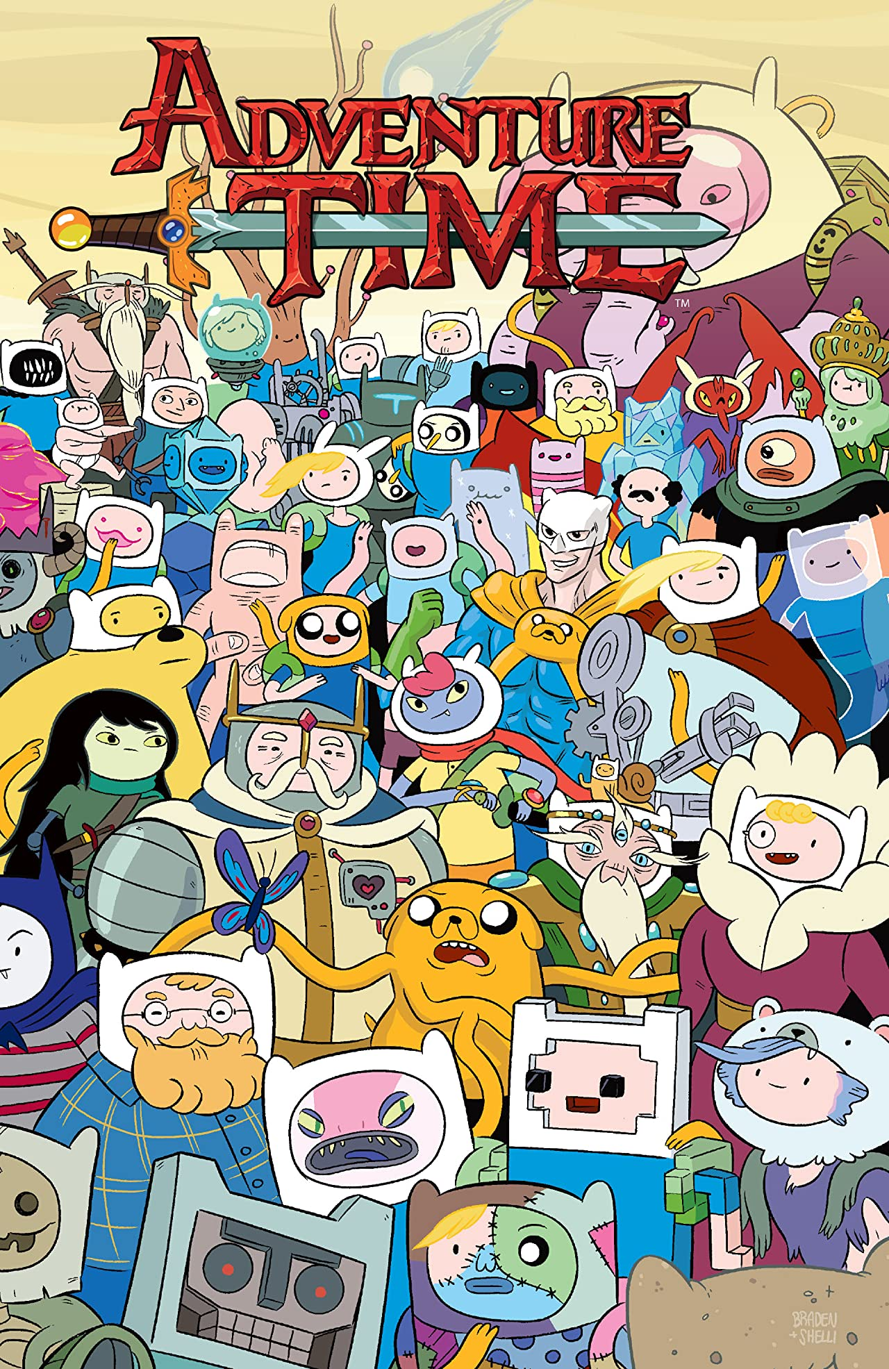 Adventure Time Vol. 11
