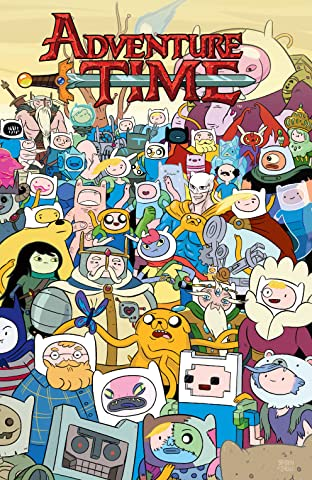 Adventure Time Tome 11