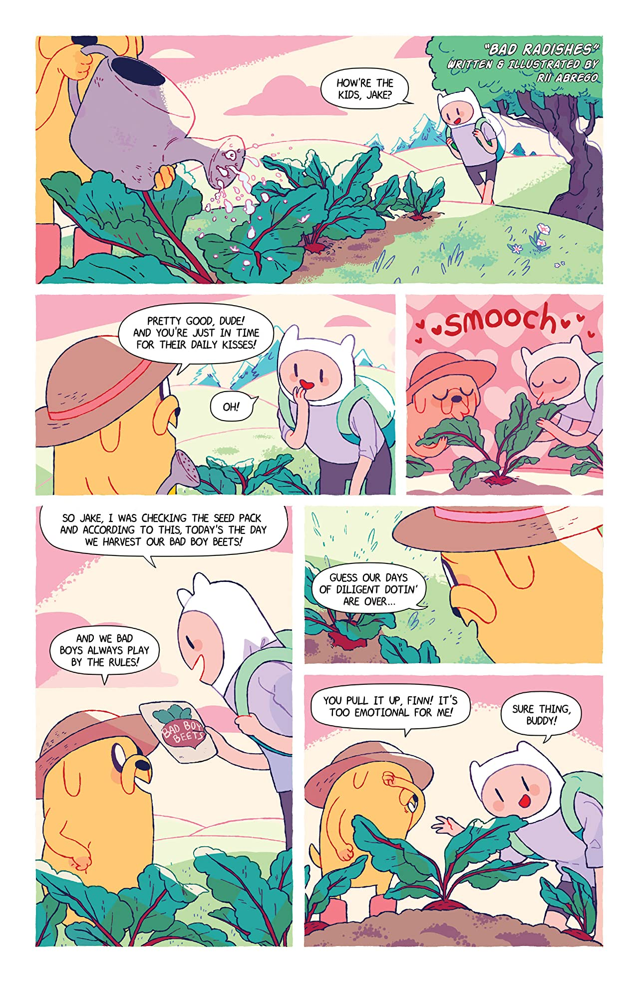 Adventure Time Comics #9