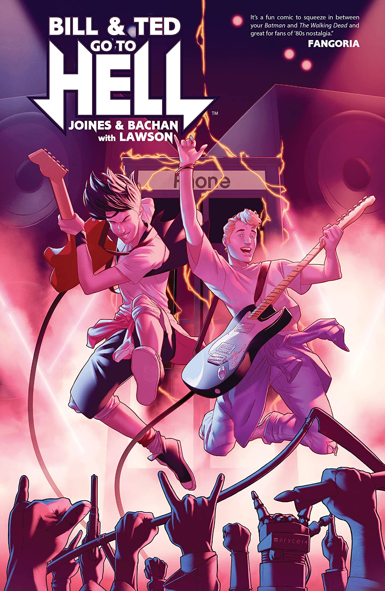 Bill & Ted Go To Hell Vol. 1