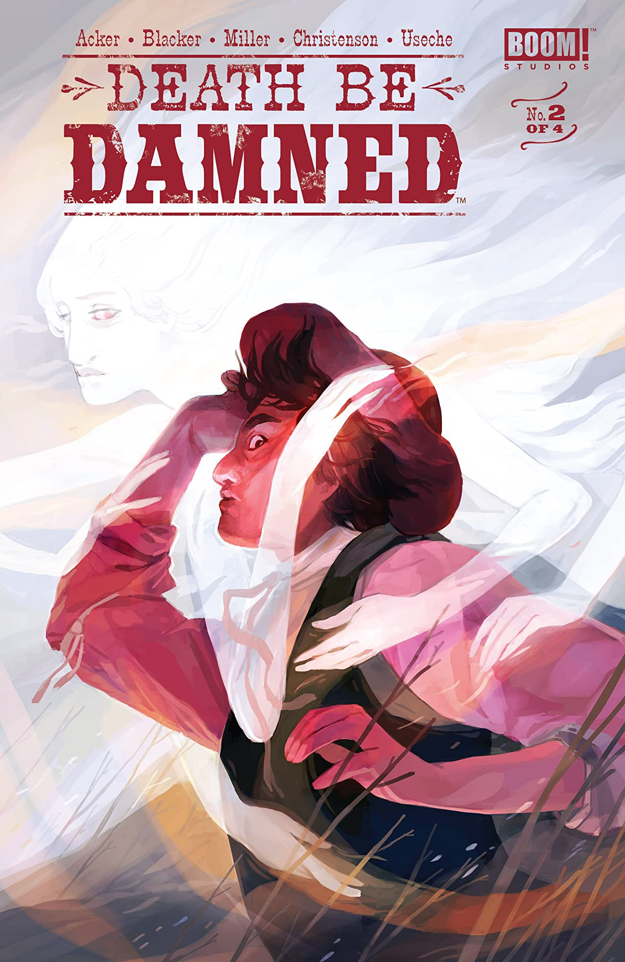 Death Be Damned #2 (of 4)