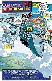 Sonic the Hedgehog #254