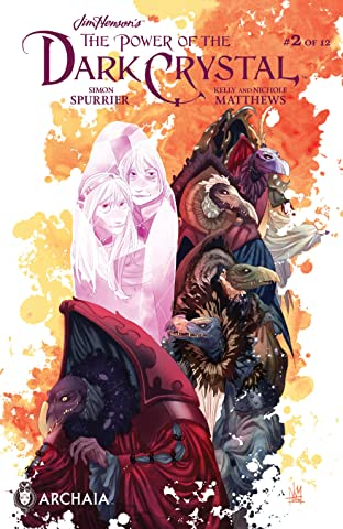 Jim Henson's The Power of the Dark Crystal No.2 (sur 12)
