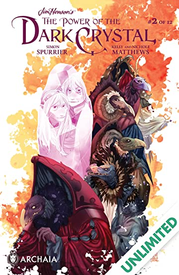 Jim Henson's The Power of the Dark Crystal #2 (of 12)