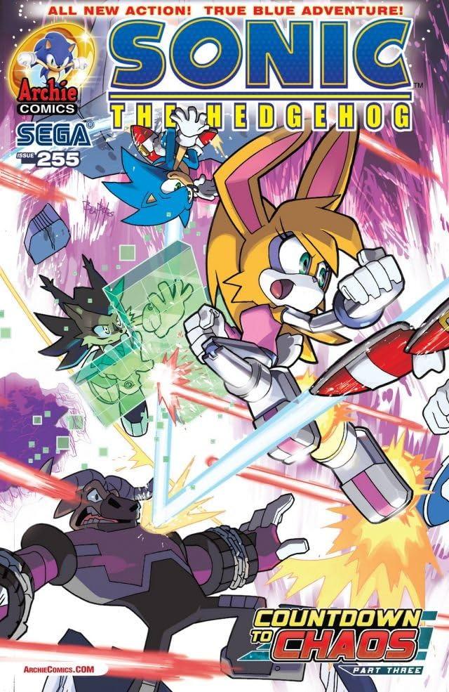Sonic the Hedgehog #255