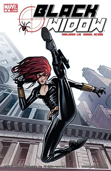 Black Widow (2010) #2