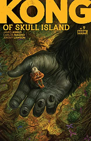 Kong of Skull Island No.9