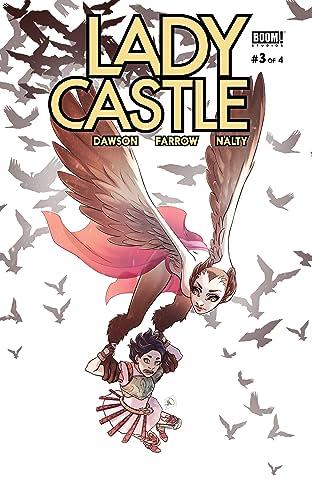 Ladycastle #3 (of 4)