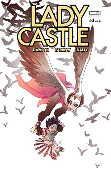 Ladycastle #3 (of 4)