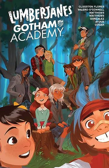 Lumberjanes/Gotham Academy Tome 1