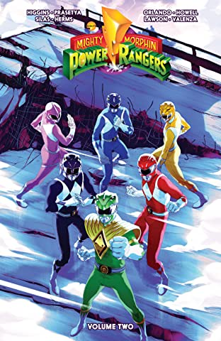 Mighty Morphin Power Rangers Tome 2