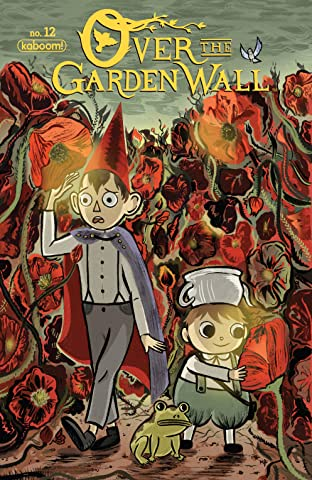 Over The Garden Wall (2016-) No.12