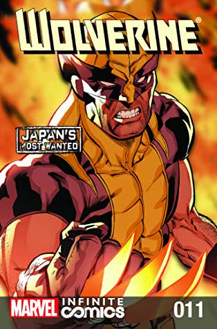 Wolverine: Japan's Most Wanted Infinite Comic #11