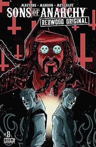 Sons of Anarchy: Redwood Original #8