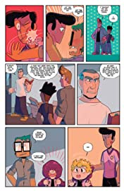 The Backstagers #8 (of 8)
