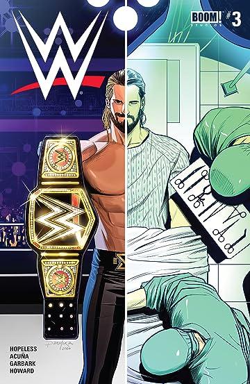WWE #3