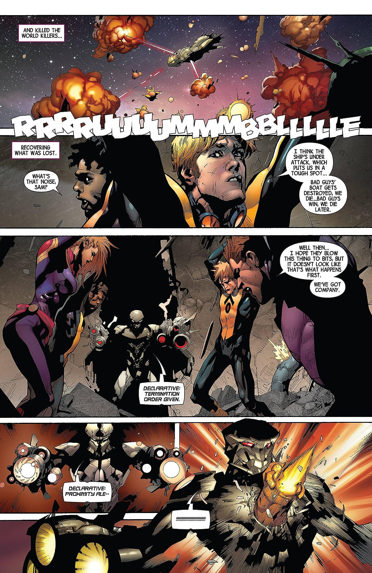 Avengers (2012-2015) #20