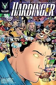 Harbinger (2012- ) #16: Digital Exclusives Edition
