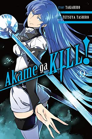 Akame ga KILL! Vol. 9