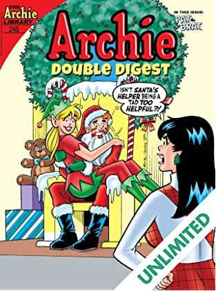 Archie Double Digest #245