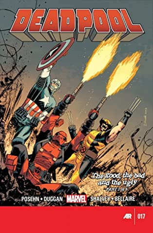 Deadpool (2012-) #17